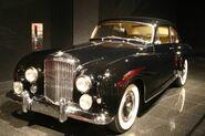 Skulduggery Pleasant's Bentley