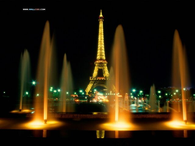 File:Eiffel Tower at Night Paris France.jpg