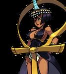 Eliza angry