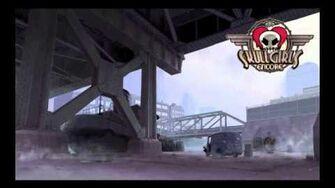 Skullgirls Encore OST - Unfinished Business (Under the Bridge)