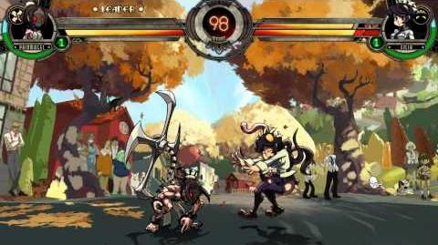 Skullgirls Commencing Experiment 0-84 - Project Painwheel