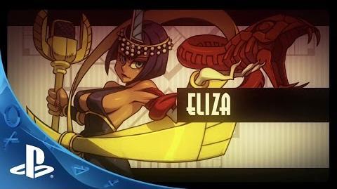 Skullgirls Encore -- Eliza Debut Trailer PS3