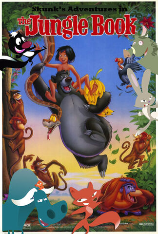 File:Skunk s adventures in the jungle book poster by uranimated18-d987iwy.jpg