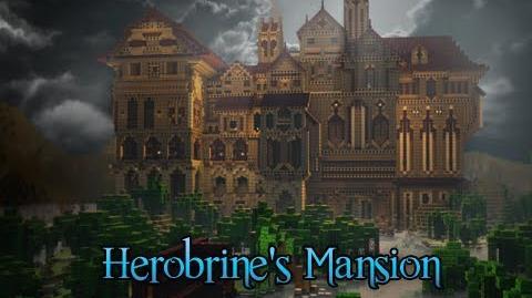 Herobrine's Mansion (Minecraft Adventure Map)