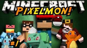 Minecraft Pixelmon Episode 1!