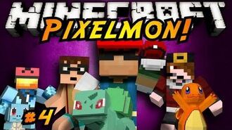Minecraft Pixelmon Episode 4!
