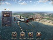 P38 Lightning Stats