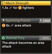 Skydoms Fighter Skills