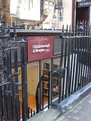 Chittleborough & Morgan outside sign