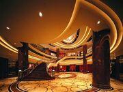 Lobby-Park Hyatt Melbourne Blofeld Industries foyer