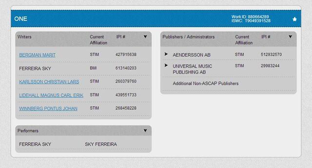 File:ASCAP One.jpg