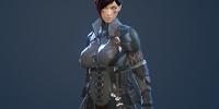 Secret Agent Cyber Costume