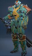 Heavy Power Armor Suit 04
