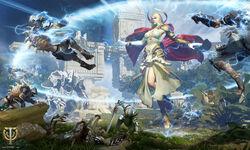 Skyforge Godform