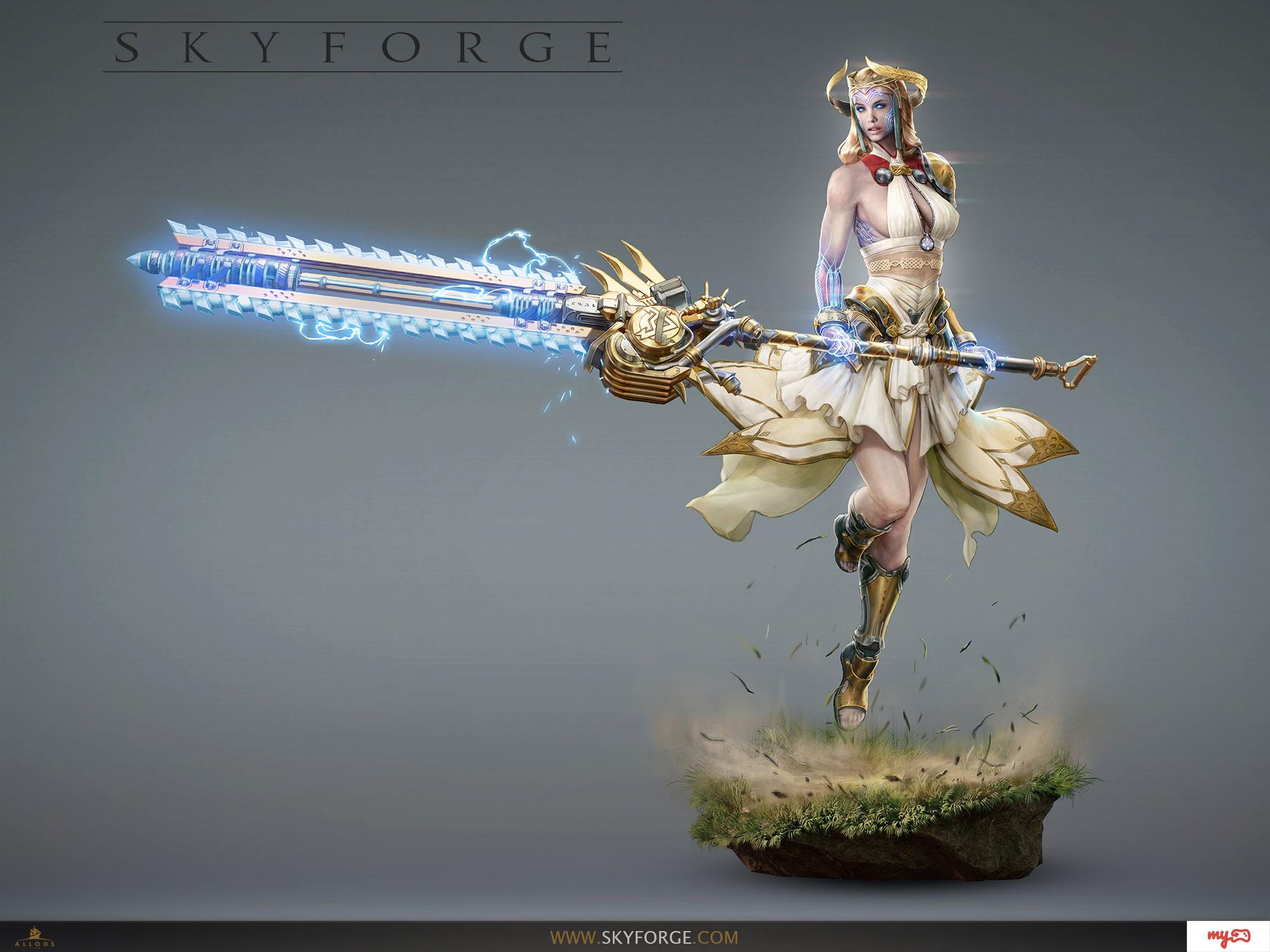 Divine Form | Skyforge Wiki | FANDOM powered by Wikia