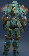 Heavy Power Armor Suit 03