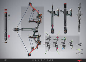 Skyforge Bow