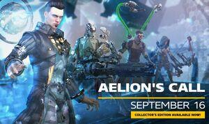 Aelions Call update
