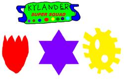 Skylanders Super Squad Official Poster