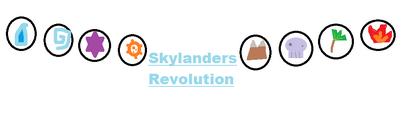Skylanders Revolution