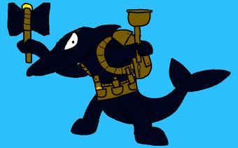 Legendary Multi Porpoise