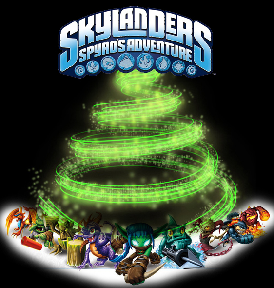 Image - Skylanders-spyros-adventure-for-christmas.jpg ...