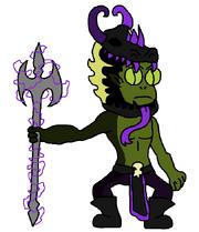 MAGIC - Dragon Hunter Voodod - CORE