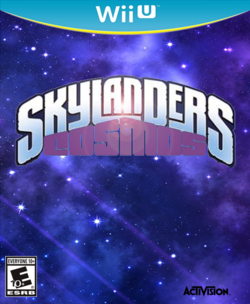 Skylanders Cosmos Boxart