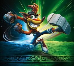 Crash Bandicoot Imaginators Art.jpg