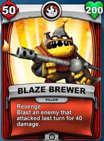 Revenge - Special Abilitycard