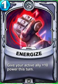 Energizecard