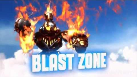 Skylanders Swap Force - Blast Zone Soul Gem Preview (Blast and Furious)