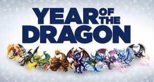 Skylanders year of the dragon pic