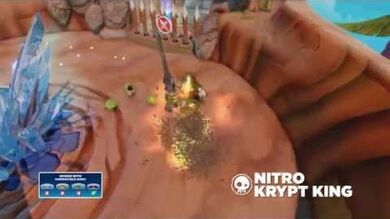 Meet the Skylanders Nitro Krypt King