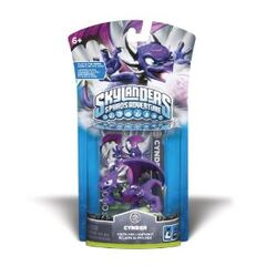 Cynder S1 en su single pack