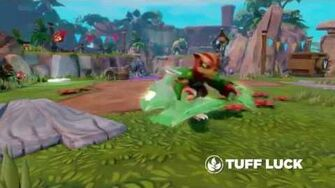 Meet the Skylanders Tuff Luck
