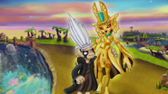 Kaos x Golden Queen 1