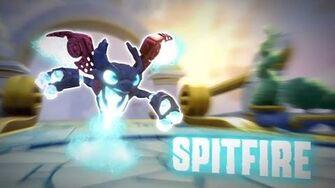 Skylanders SuperChargers - Spitfire's Soul Gem Preview (Fuel the Fire)