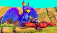 Rainbow Gryphons