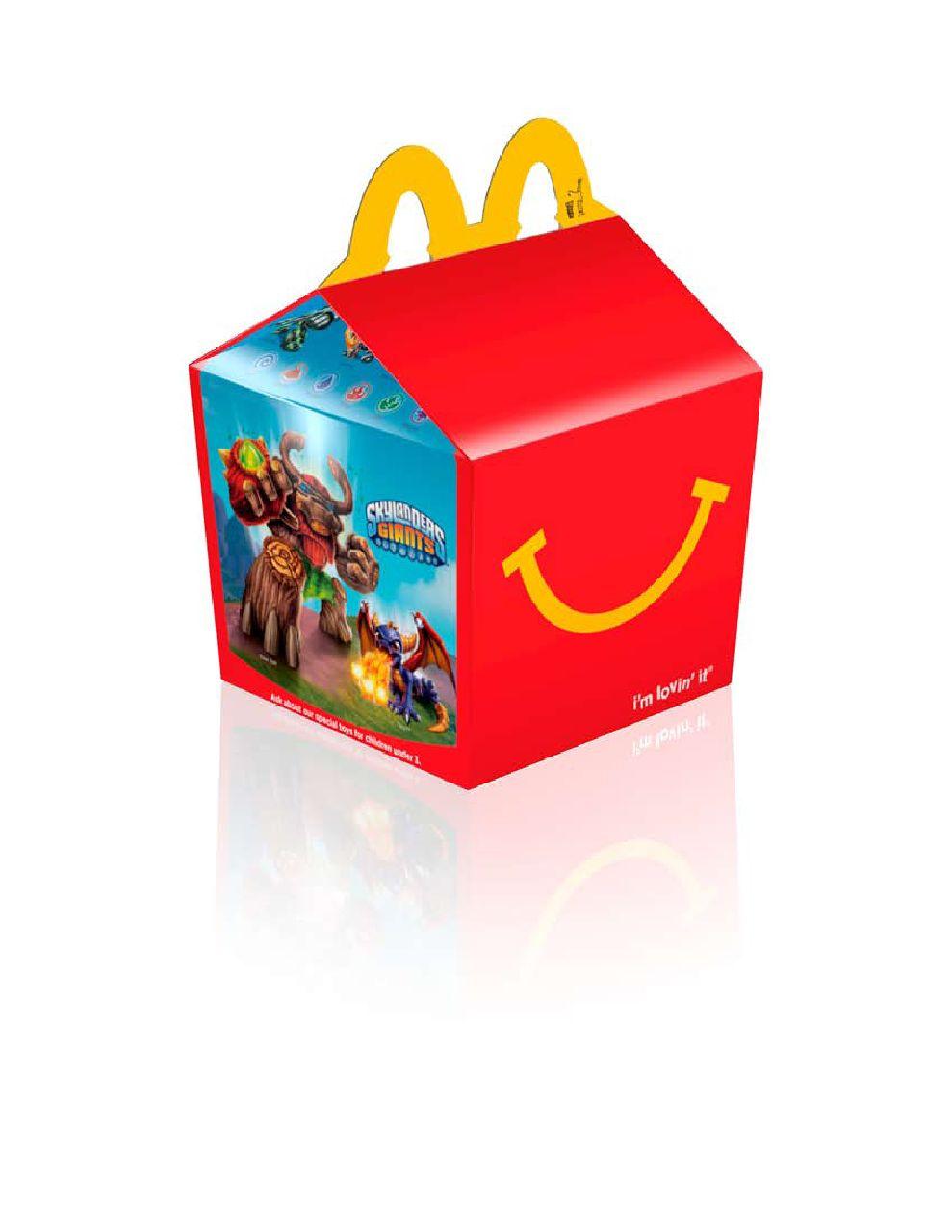Image - Skylanders-happy-meal-box-1.jpg | Skylanders Wiki | FANDOM ...