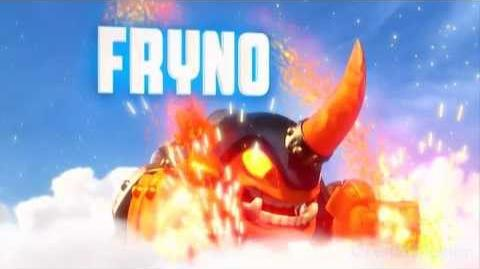 Skylanders Swap Force - Fryno Soul Gem Preview (Crash and Burn)