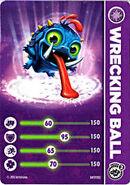 Wreckingcard