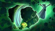 Master Eon Beard-fu Broccoli Guy