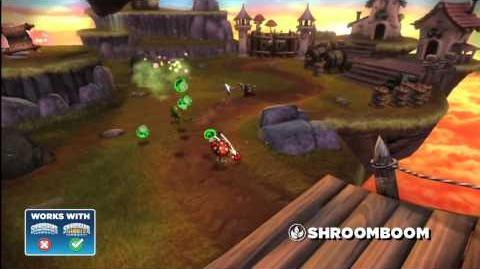 Skylanders Giants - Shroomboom Preview Trailer