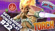 Skylanders Power Play Torch