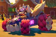 Dragon Hunter on Scale Biter