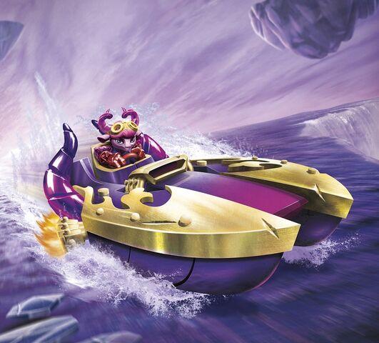 Archivo:Splatter Splasher Promo.jpg