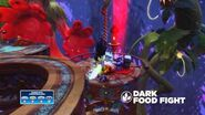 Meet the Skylanders Dark Food Fight
