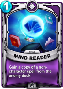 Mind Readercard