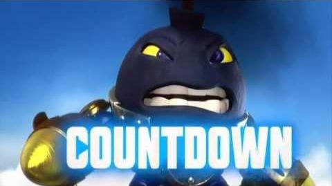 Skylanders Swap Force - Countdown Soul Gem Preview (I'm the Bomb)